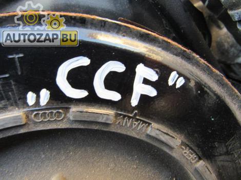 Двигатель Audi Q7 4.2 D CCF