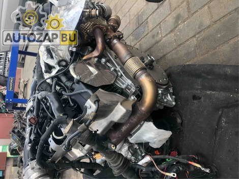 Двигатель Porsche MACAN 3.0D CTB