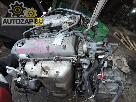 Двигатель DAIHATSU PYZAR G303G HE
