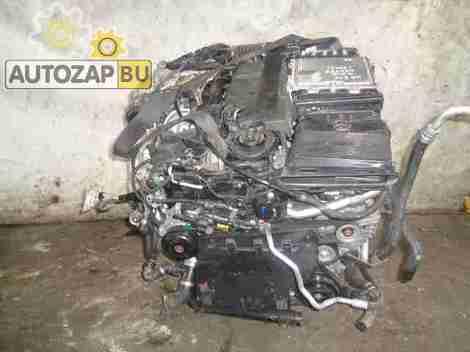 Двигатель Mercedes S-Klasse W222 2.9CDI 656.929