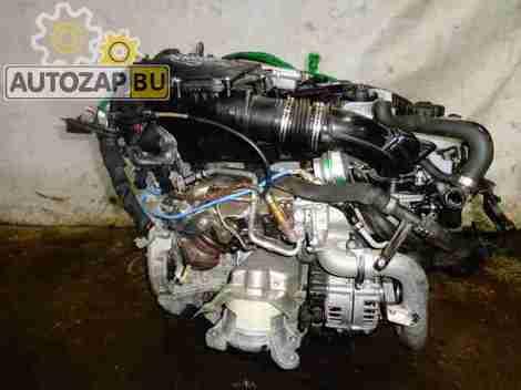 Двигатель Mercedes E-CLASS W213 3.0 276.823