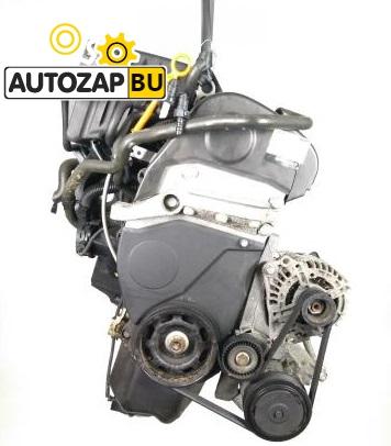Двигатель Skoda BXW