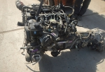 Двигатель Ssangyong Actyon 2 D20DTR