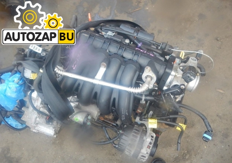 Двигатель CHEVROLET DAEWOO B12S1