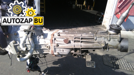 МКПП НА NISSAN SILVIA S14 SR20DE
