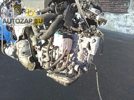 АКПП НА NISSAN TEANA J32 QR25DE 4WD