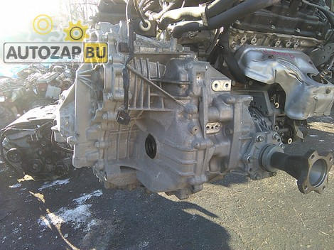АКПП NISSAN MURANO Z51 VQ35DE 1XE1C