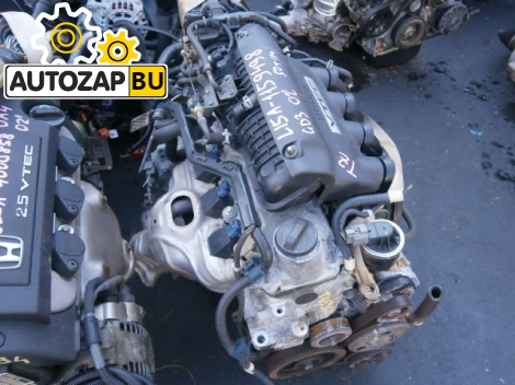 Двигатель HONDA FIT GD-3 L15A
