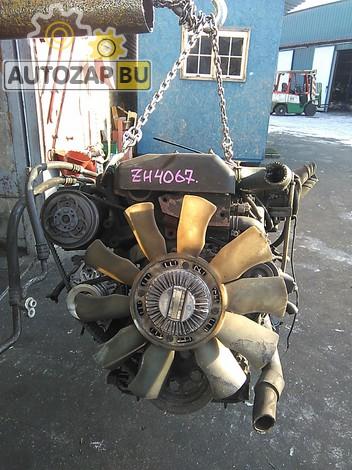 Двигатель на ISUZU ELF NKR71 4HG1