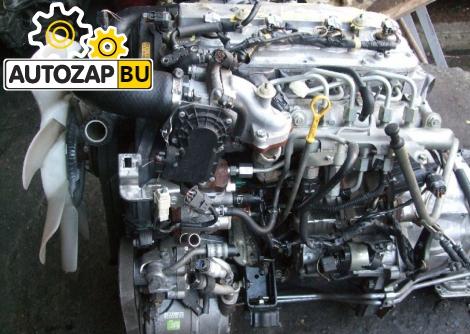Двигатель MAZDA BONGO SKF2V RF-T