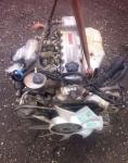 Двигатель NISSAN ATLAS H40 BD30