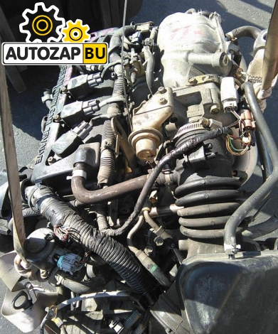 Двигатель NISSAN PRIMERA_P12 QG18DE