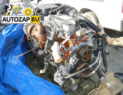Двигатель ISUZU FORWARD 6HK1T