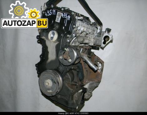Двигатель Renault Laguna 3 2.0 M9R742