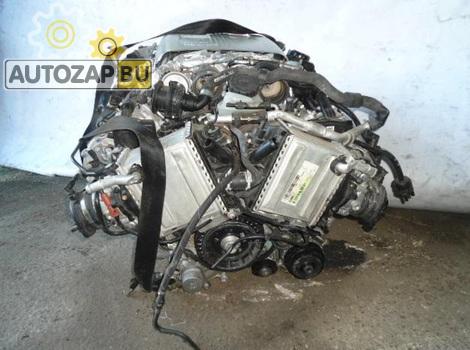 Двигатель Mercedes C-Klasse W205 AMG 63 177.980