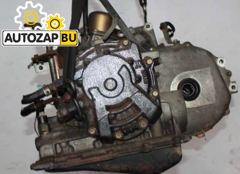Автомат MAZDA DEMIO DW3W B3