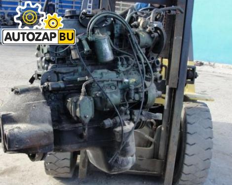 Двигатель Mercedes 709 364.906