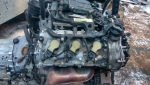 ДВИГАТЕЛЬ MERCEDES E350 W212 272.964