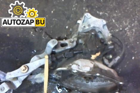 МКПП Opel Corsa D 1.4