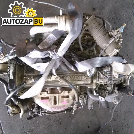 Двигатель Toyota Corsa/CYNOS/COROLLA 4EFE EL51/52