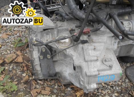 АКПП NISSAN CUBE Z11 CR14DE