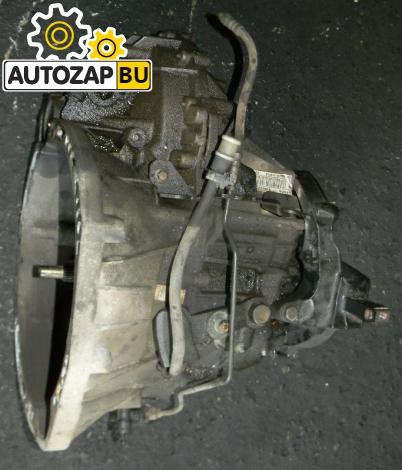 МКПП Renault Master 3 PF6