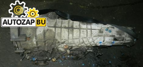 АКПП Audi A6 C5 4.2 ARS ECF