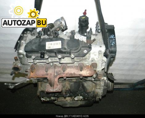 Двигатель Fiat Ducato 3 2.3D F1AE0481D