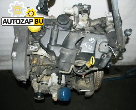 Двигатель Renault Megane 2 1.5 K9K732