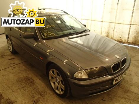 АКПП BMW 3 E46