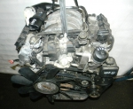 Двигатель MERCEDES ML320 W163 112.942