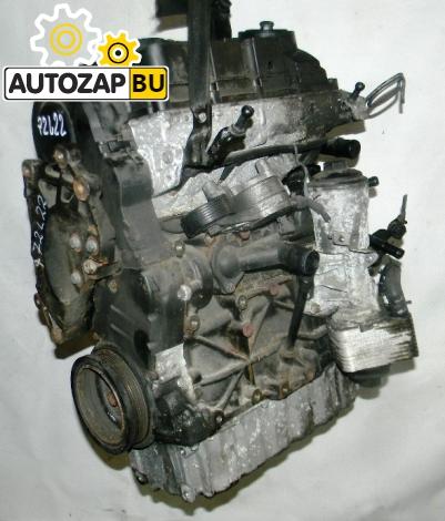 Двигатель дизельный Volkswagen Sharan 2 BRT