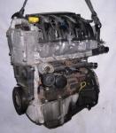 Двигатель бензиновый Renault Scenic/Megane 2 1,6 K4MC813