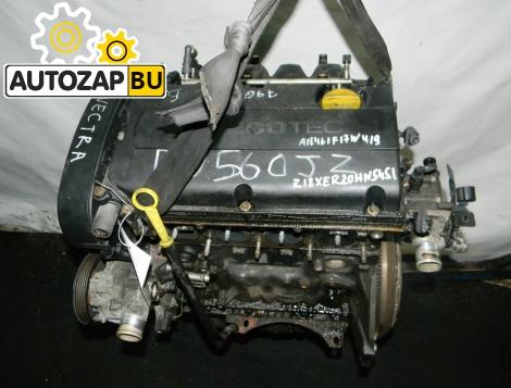 Двигатель бензиновый на Opel z18xer