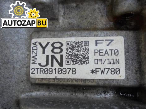 АКПП Mazda CX-5 2.0 Skyactiv-G