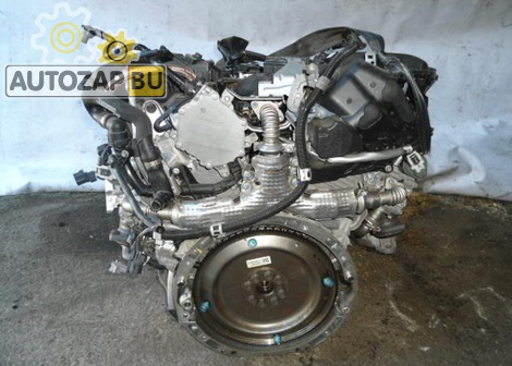 Двигатель Mercedes E-klasse W212 3.5 276.850