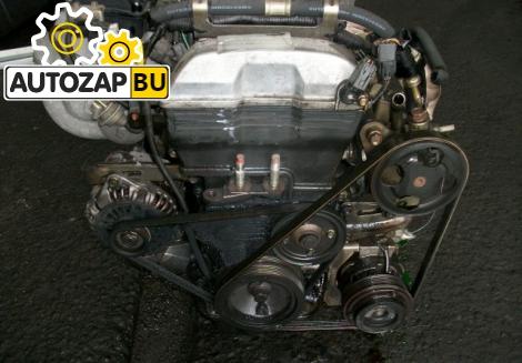 ДВС Mazda MPV LWEW FS 872212