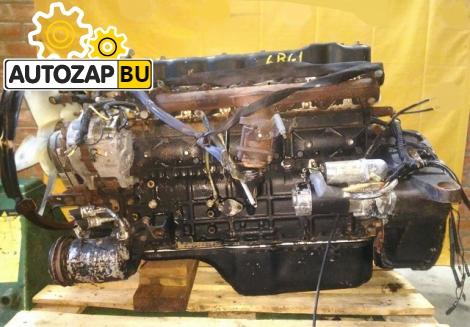 ДВС на Isuzu Forward FRR12 6BG1