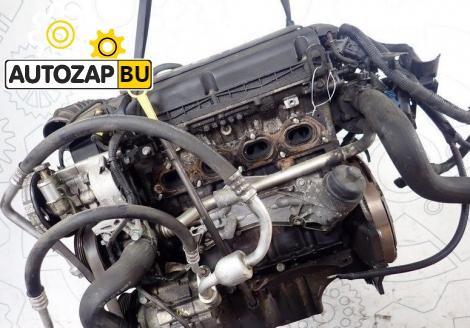 Двигатель Chevrolet Cruze 1.6 F16D4