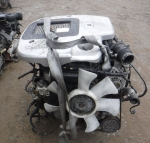 Двигатель NISSAN SAFARI WTY61 ZD30DDTI