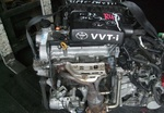Двигатель TOYOTA VITZ SCP90 2SZ