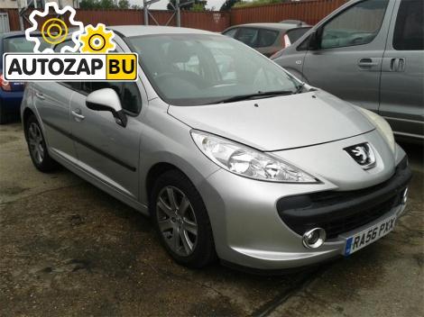 Prova Peugeot 207 1.6 16V HDi 110 CV FAP XS 3p - …