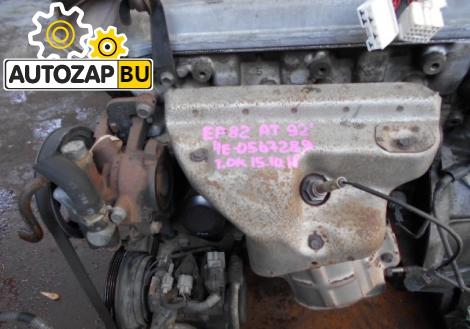 Двигатель TOYOTA STARLET EP82 4E-FE