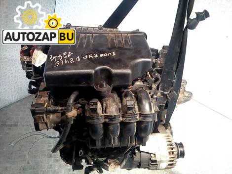 Двигатель Fiat Punto/Doblo 1.4i 350A1.000