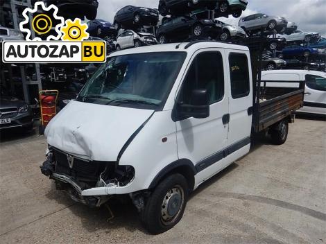 МКПП Opel/Renault MOVANO/MASTER II 2.2 PF1AA009