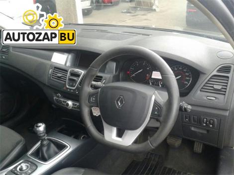 МКПП 6ст. на Renault Laguna 3