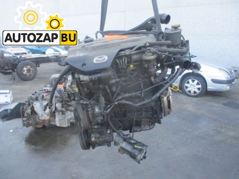 Двигатель Mazda 626/ MPV RF