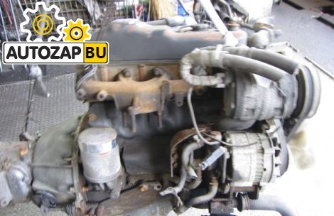 Двигатель ISUZU ELF NHR55E 4JB1