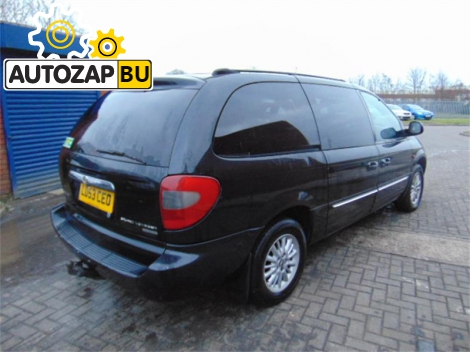 АКПП Chrysler Voyager Grand Voyager 4