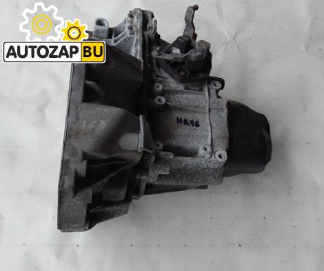МКПП Nissan Tiida C11 HR16DE
